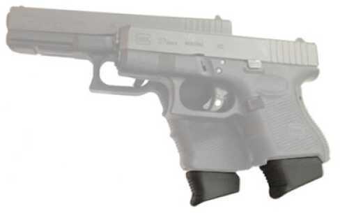 Pearce Grip Grip Extension Black Plus One Glk Gen 4 9/40/357/45 GAP PGG4PLUS