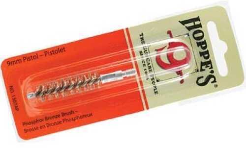Hoppe's Phosphor Bronze Brush 9mm Pistol Cleaning Brush Md: 1307AP