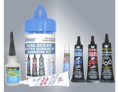 Pachmayr Master Gunsmith Gunlocker Adhesive Kit 03046