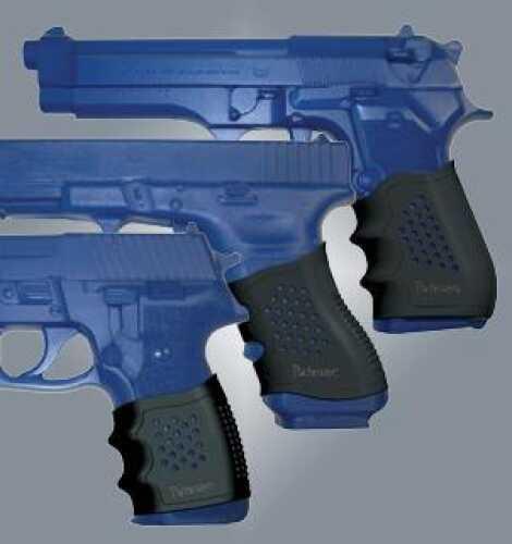 Pachmayr Grip Tactical Grip Glove Fits Beretta 92FS/96 Slip-On Black 5160