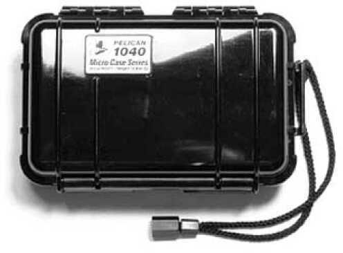 Pelican Ipod Protect Case Black Hard 6.5 x 3.9 x 1.7 1040-025-110