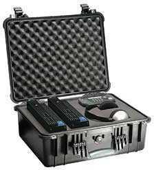 Pelican 1550 Protect Case Black Hard 19X14.5X7.75 1550-000-110
