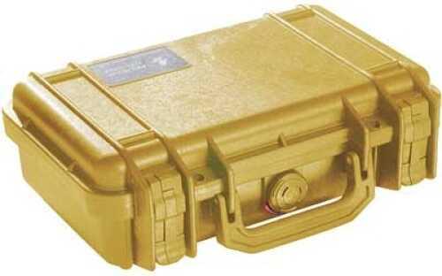 """Pelican 1170 CPC Pistol Tan Hard 11.64""""x8.34""""x3.78"""" 1170-005-190"""