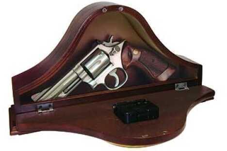 PS Products Inc./Sprtmn CH PS Products Mahogany Medium to Large Handgun Wood MGC