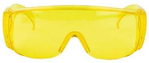 Radians Coveralls Amber Fits Over Prescription Glasses CV0040