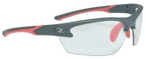 Radians Lowset Ladies Glasses, Coral/Clear