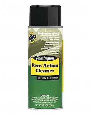 Remington Action Cleaner Liquid 10.5 oz can Cleaner 6/Box Bottle 18395