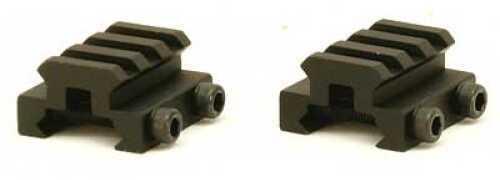 Remington Accessories Remington Flat Top Riser Black AR-15 19498