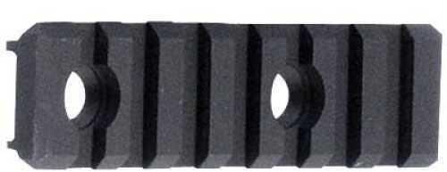 """Stag Arms LLC Short Rail Black Picatinny Rail Diamond Head Rail 3"""" 28211"""