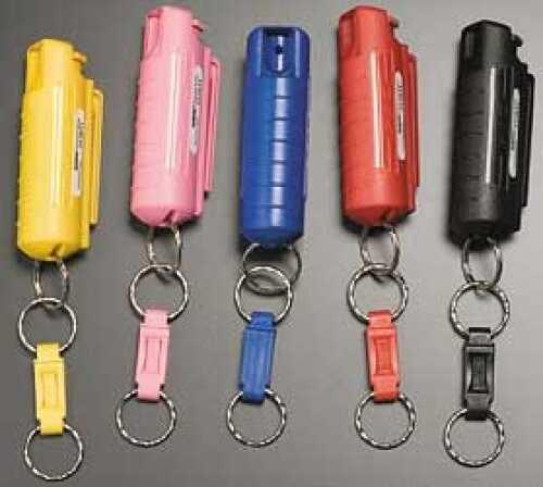 Sabre Spray .54oz Red Pepper & UV Dye Assorted HC-14-AC-US