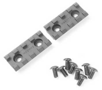 "Samson Manufacturing Corp. Evolution Rail Black 2x 2"" Rail Kit for Samson Evolution Rails, .7oz., 6061 Aluminum, Mil-spe 2_Rail_Kit"