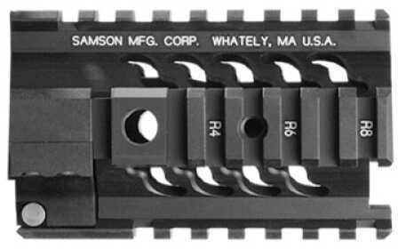 "Samson Manufacturing Corp. Samson Tactical Accessory Rail System Forearm Black 4-Rail Handguard AR-15 4"" STAR-4"