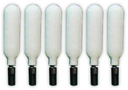 Super Brush Super-Brush Bore-Tips Swab-its Bore Cleaner .22 Cal Cleaning Swabs 6/Pack Bag 41-2201