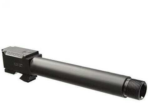 SilencerCo Barrel 9MM Black 1/2X28 TPI Fits Glk 34 AC860