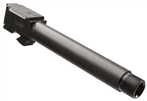 SilencerCo Barrel 9MM Black 1/2X28 TPI Glock OEM 17L Longslide AC861