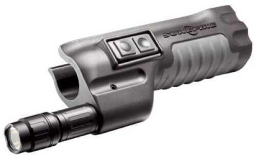 Surefire 2 Battery System Shotgun Forend Weaponlight Rem 870 Black 200 Lumen Led - Uses Two 123a Batteries Pr 618LM