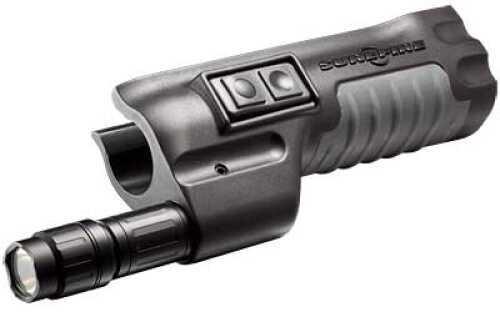 Surefire 2 Battery System Shotgun Forend Weaponlight Rem 870 Black 200 Lumen Led - Uses Two 123a Batteries Pr 618LMG