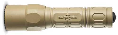 Surefire G2x Pro Flashlight Do Led 275/15 Lmn Constant-on Click-type Tailcap Switch Tan G2X-D-TN