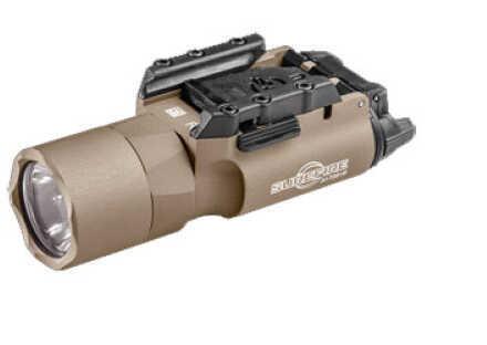 Surefire X300 Weaponlight Weaponlight Pistol and Picatinny Tan LED 500 Lumens X300U-A-TN