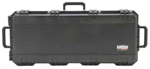 "SKB iSeries 3614 AR Rifle Case 36.50"" x 14.50"" x 6"" Custom Foam Interior Latch Closure Carry Handle Waterproof"
