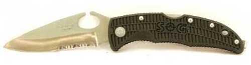 SOG Knives SOGZILLA Small 1/2 Serrated (GSI) SP02CP