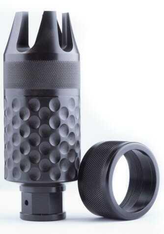 Spike's Tactical Barking Spider2™ Krink Muzzle Brake .30 Caliber Md: SAKB0200