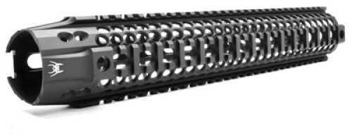 "Spike's Tactical BAR2 Rail Rail Black Free Floating AR Rifles 13.5"" SAR2113"