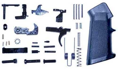 Spike's Tactical Part Black Lower Receiver Parts Kit SLPK101