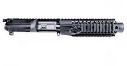 "Spike's Tactical AR-15 Complete Upper Assembly 9mm Luger 8.3"" Barrel 7"" BAR 2 Free Float Handguard Flattop Upper"