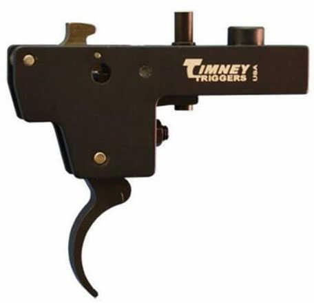 Timney Triggers Timney Trigger Black Fits Weatherby Mark V-American, Japanese 651