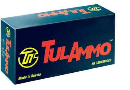 Tulammo .38 Special 130gr FMJ 50 Rounds Ammunition Tula Non Corrosive Primed. TA038158