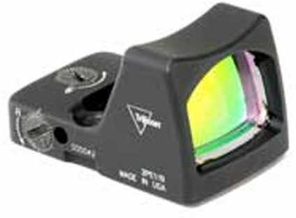 Trijicon Ruggedized Miniature Reflex Sight, Red Dot, Flat Dark Earth Finish, 6.5MOA Rm02-C-700123