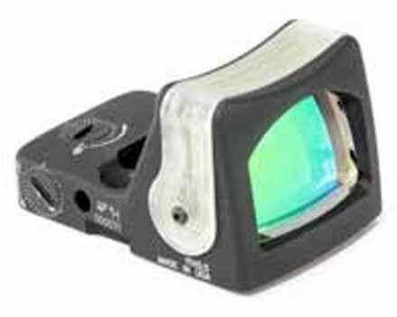 Trijicon Ruggedized Miniature Reflex Sight, Flat Dark EarthFinish, Dual Illumination, 9 MOA, Green Dot Rm05-C