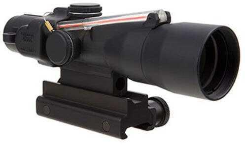 Trijicon ACOG TA33R-9 3x30 Riflescope Illuminated Red Chevron .308 Ballistic Reticle 1/4 MOA