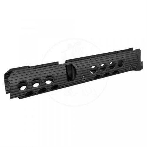 """Troy Industries Troy Rail Black Bottom Rail For Ak-47 10"""" Srai-ak1-sbbt-00"""