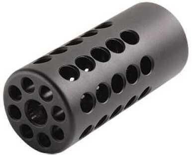 """Tactical Solutions Compensator 1"""" Fits Pac-Lite Black Finish PLCMP-02"""