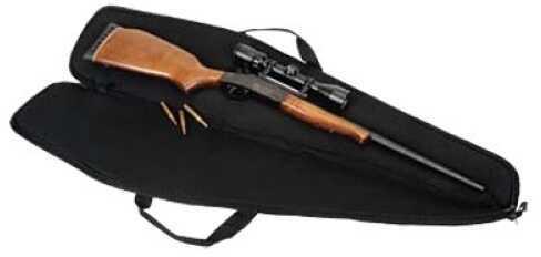 "US Peacekeeper Standard Rifle Case, Black 44"" P12044"