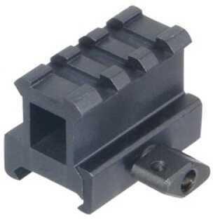 Leapers UTG Riser High Black 3-Slot Compact Riser Mount Picatinny MNT-RS10S3