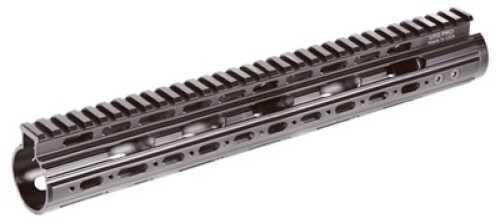 Leapers UTG Rail Black Rifle Lenght Super Slim Free Float Handguard AR Rifles MTU006SS
