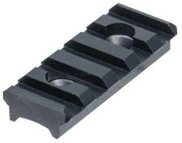 Leapers UTG PRO 5-Slot Rail for Super Slim Free Float Handguard, Black Md: MTURS02S