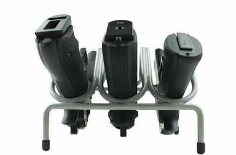 """Versatile Rack VR3 Rack 7""""X5.25""""X5.5"""" Gray Fits 3 Guns VER201035"""