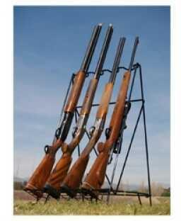 Versatile Rack Rifle/Shotgun Rack Portable Black VER201226