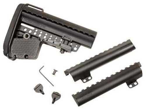 VLTOR E-MOD Stock Black AR Rifles AEB-MB