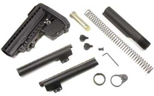 VLTOR E-MOD Stock Black AR Rifles AEBK-MB