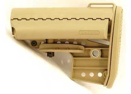 VLTOR IMOD Stock Tan Scorpion Butt Pad AR-15 AIB-CCT