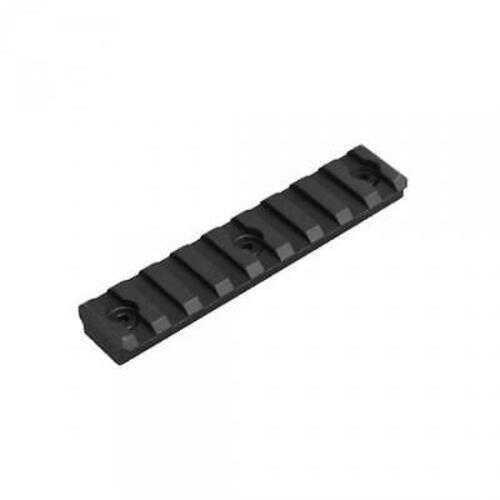 "VLTOR Aluminum Picatinny Keymod Rail Section 4"", Black Md: KM-RAIL4"