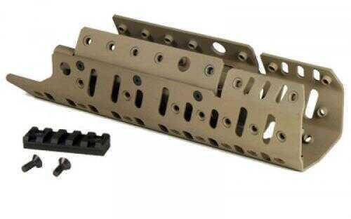 VLTOR Scar Keymod Handguard, Tan Md: SCAR-KIM
