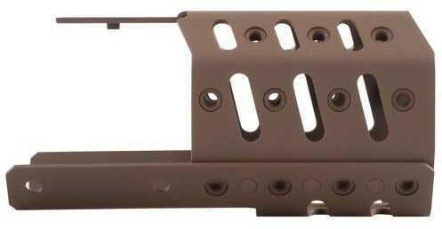 VLTOR Scar Keymod Handguard Extender, Tan Md: SCAR-KM-E