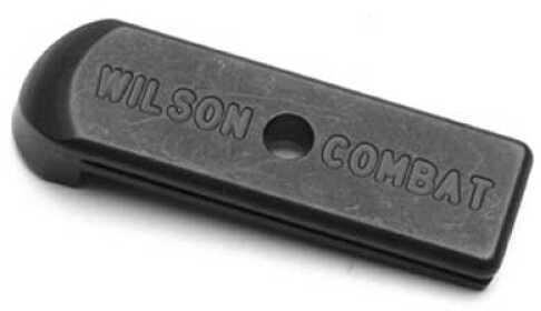 Wilson Combat Low Profile Aluminum Base Pad Black 47BLPA