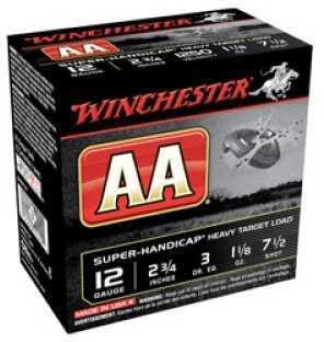 "Winchester AA TrAAcker 12Ga 2.75"" #7 Shot 25 rounds Ammunition AAHA127TO"